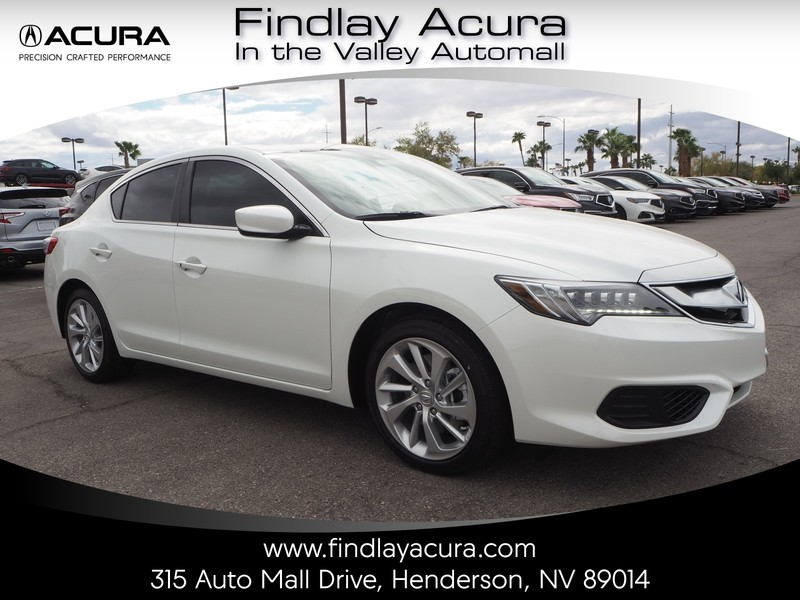 New Acura ILX SEDAN WTECHNOLOGY PLUS PKG Sedan In Henderson - 2018 acura tsx navigation