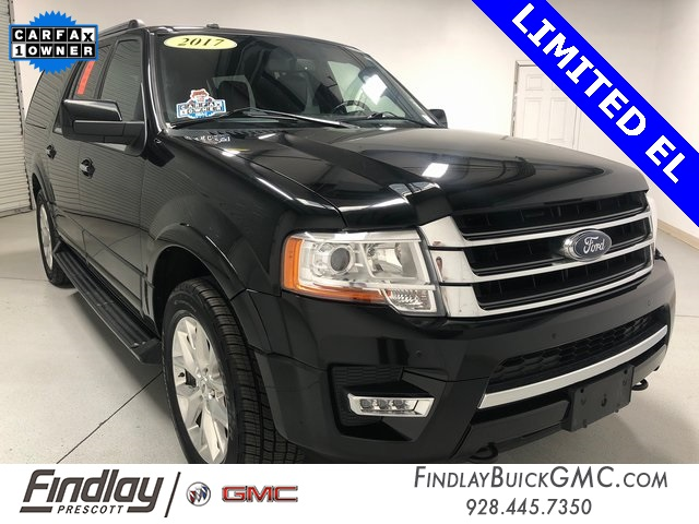 Pre Owned 2017 Ford Expedition El Limited