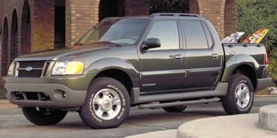 Pre-Owned 2002 Ford Explorer Sport Trac
