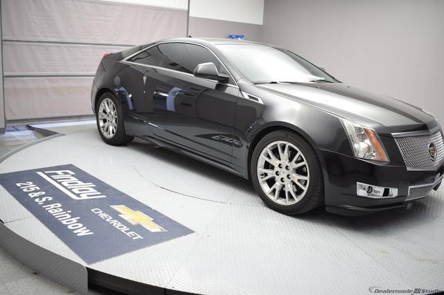 Cadillac Cts Coupe Las Vegas >> Pre Owned 2012 Cadillac Cts Coupe Premium 2dr Car In Las Vegas