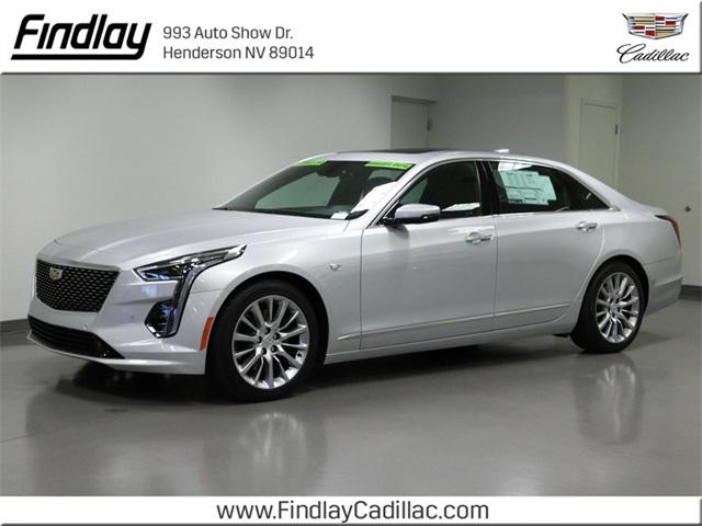 New 2020 Cadillac CT6 Luxury