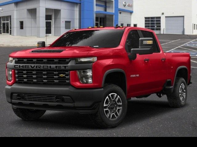 New 2020 Chevrolet Silverado 2500hd Ltz 4d Crew Cab In Bullhead City