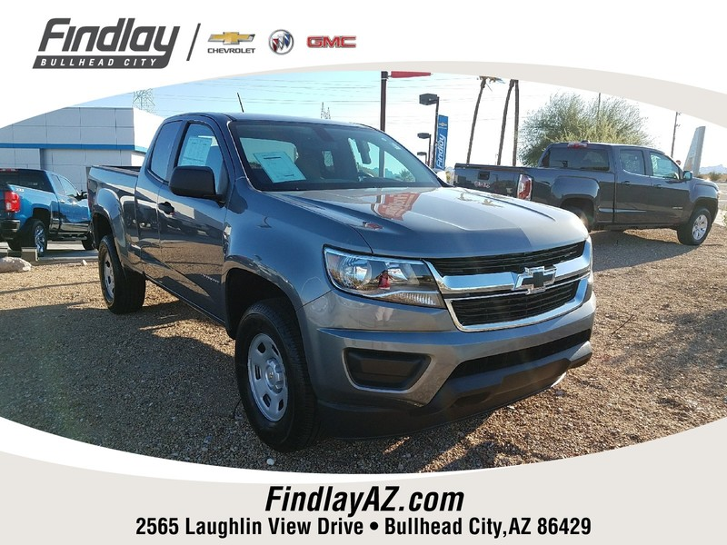New 2018 Chevrolet Colorado 2wd Ext Cab 128 3 Extended Cab