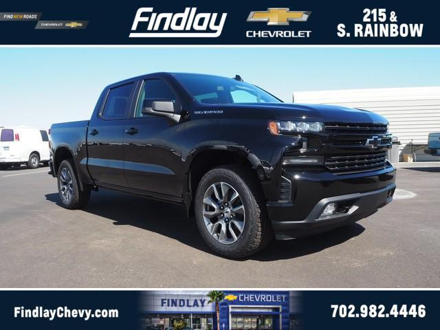 New 2019 Chevrolet Silverado 1500 Rst Crew Cab Pickup Short Bed In