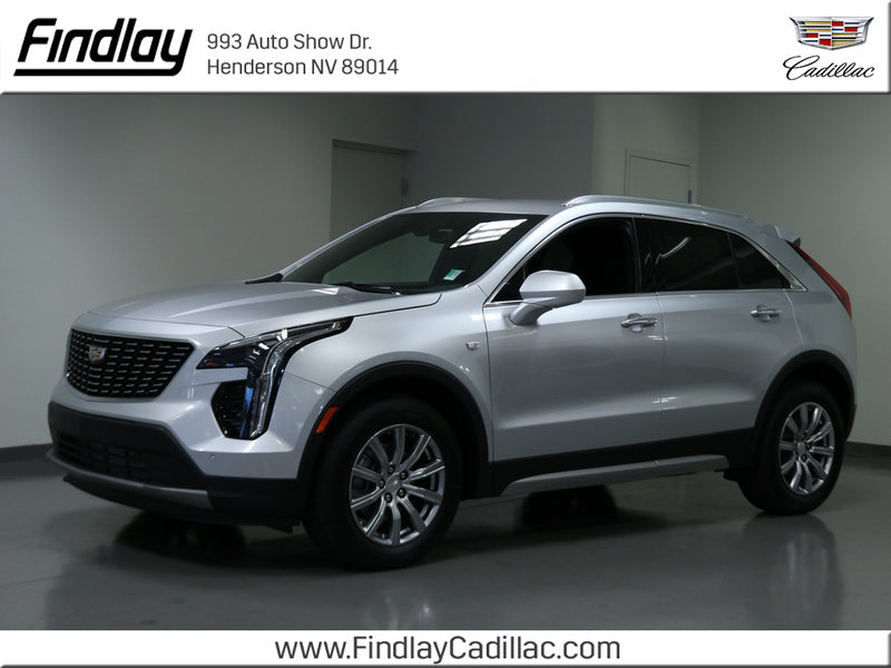New 2019 Cadillac Xt4 Premium Luxury Fwd 4 Dr Sedan In Henderson