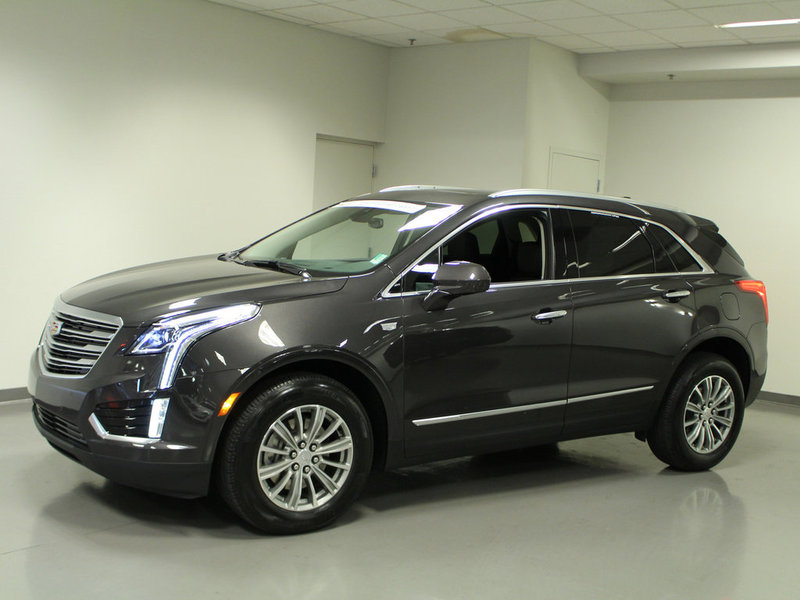 Certified Pre Owned 2017 Cadillac Xt5 Luxury Awd