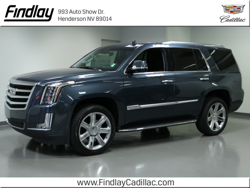 New 2019 Cadillac Escalade Luxury 2wd