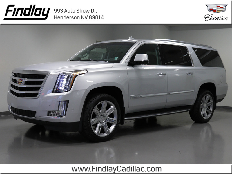 New 2019 Cadillac Escalade Luxury 4wd 4 Dr Suv In Henderson C13365
