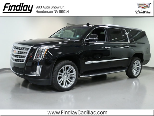 New 2019 Cadillac Escalade Esv Luxury 4wd