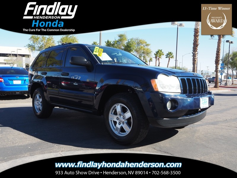 Pre-Owned 2006 Jeep Grand Cherokee LAREDO 4X4