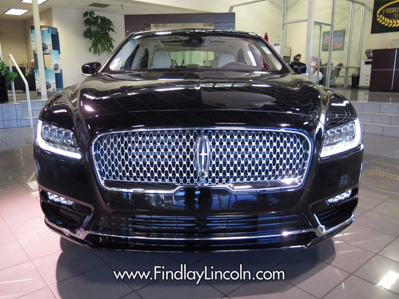 new 2018 lincoln continental black label sedan in henderson l18035 findlay auto group. Black Bedroom Furniture Sets. Home Design Ideas