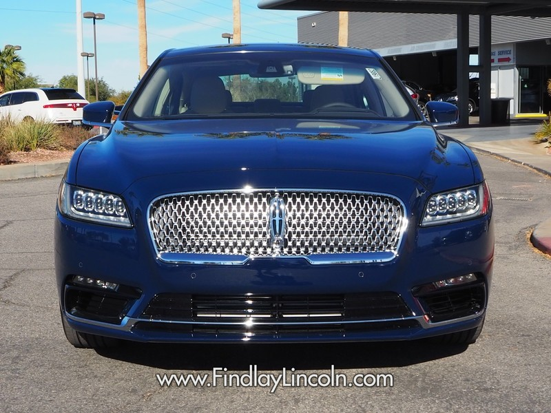 New 2019 Lincoln Continental Reserve Sedan In Henderson L19082