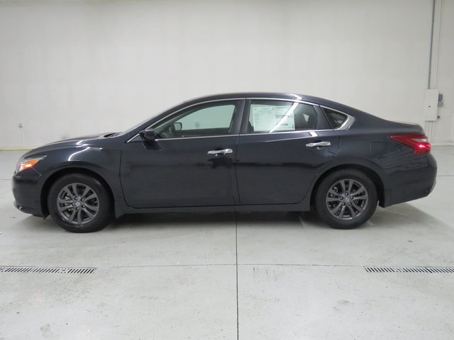 New 2018 Nissan Altima 2 5 S 4d Sedan In Post Falls