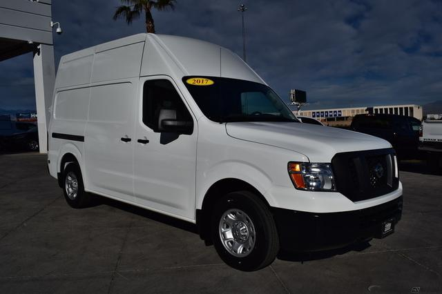 Pre Owned 2017 Nissan Nv Cargo Sv