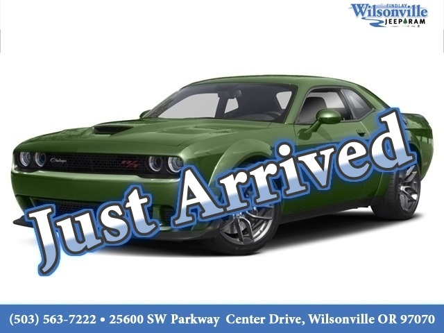 New 2019 Dodge Challenger R T Scat Pack 2d Coupe In Wilsonville