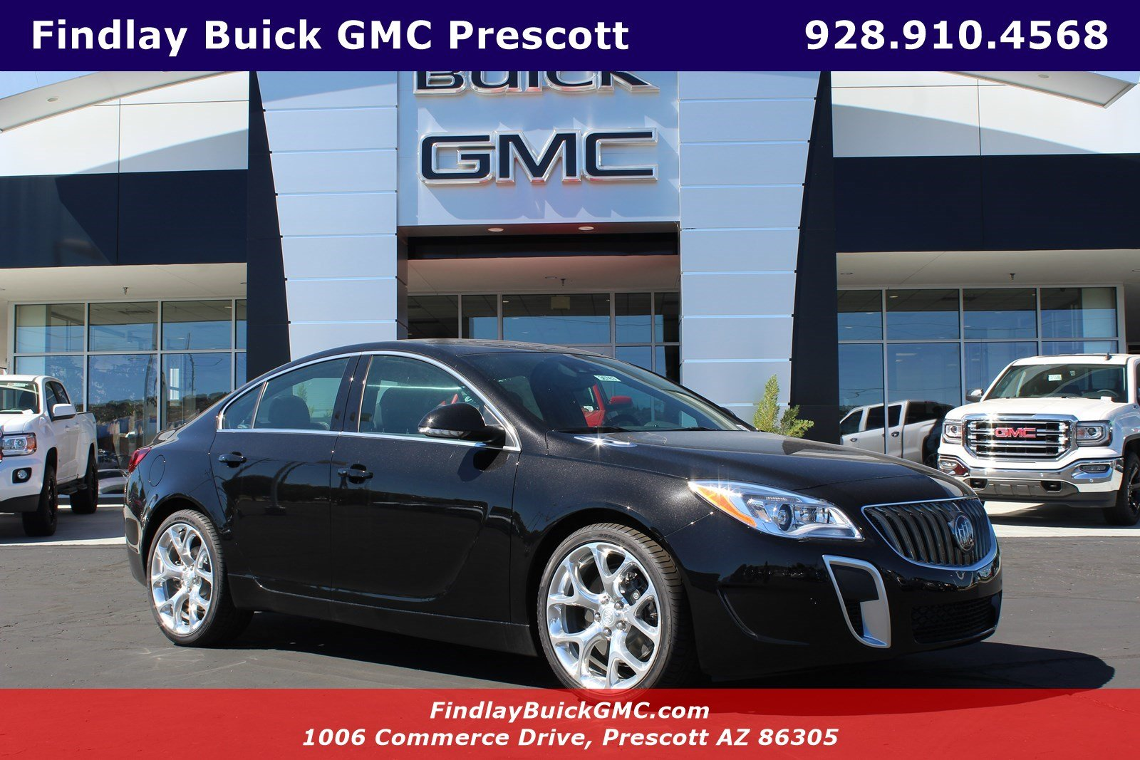 New 2017 Buick Regal Gs 4dr Car In B36763ctp Findlay Auto Group