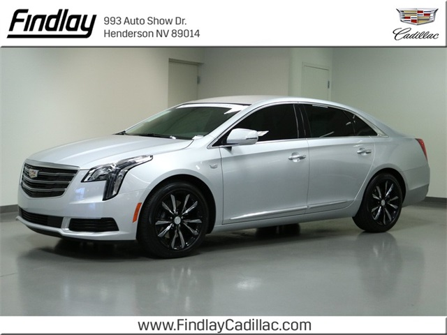 Certified Pre-Owned 2019 Cadillac XTS Base