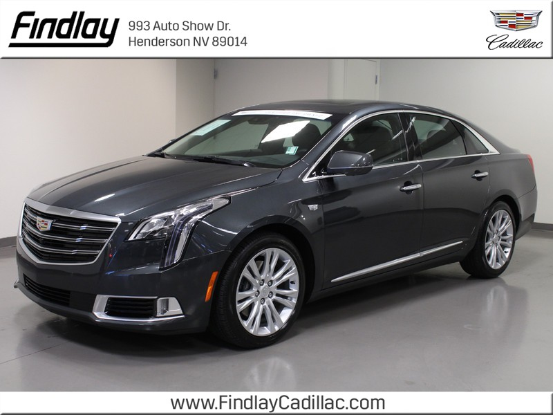 New 2019 Cadillac Xts Luxury Fwd 4 Dr Sedan In Henderson C13348
