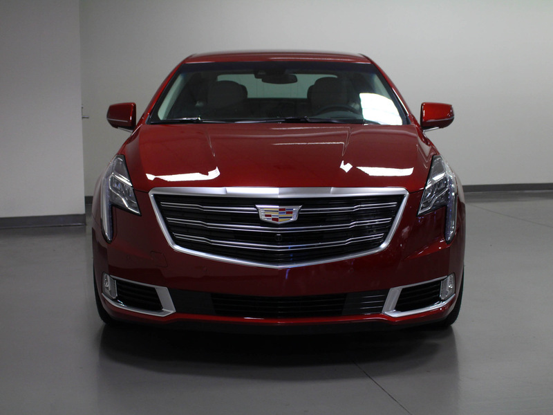 New 2019 Cadillac Xts Premium Luxury Fwd 4 Dr Sedan In Henderson
