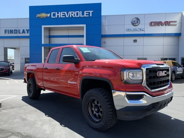 New 2019 Gmc Sierra 1500 Limited Base Double Cab In Bullhead City