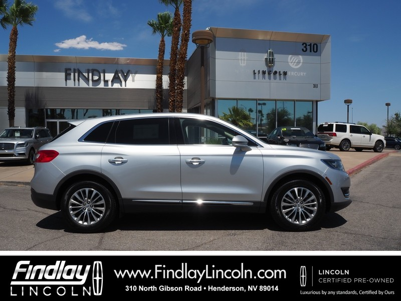 Certified Pre Owned 2016 Lincoln Mkx Select