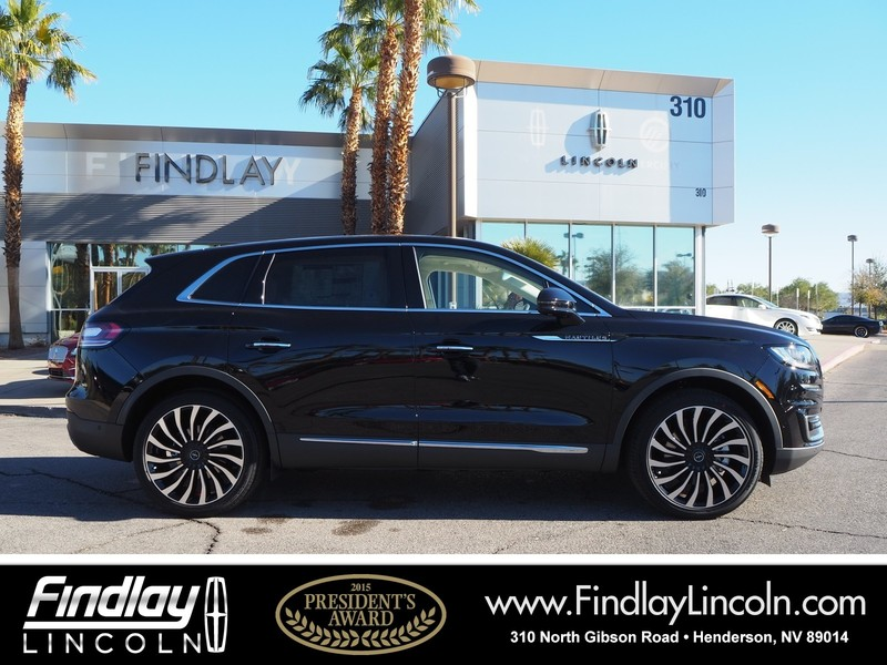 New 2019 Lincoln Nautilus Black Label Sport Utility In Henderson