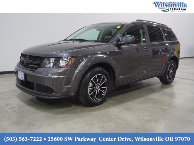 Used Dodge Journey Wilsonville Or