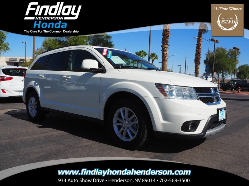 Pre Owned 2017 Dodge Journey Sxt Awd