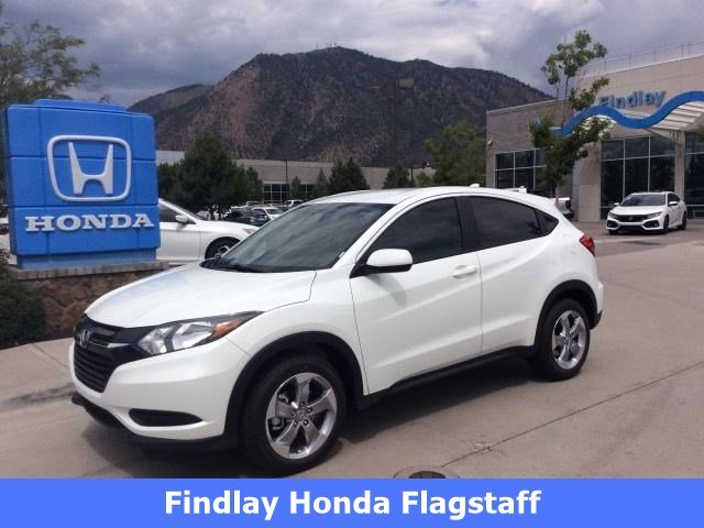 New 2018 Honda Hr V Lx Awd Cvt Sport Utility In Flagstaff 18348