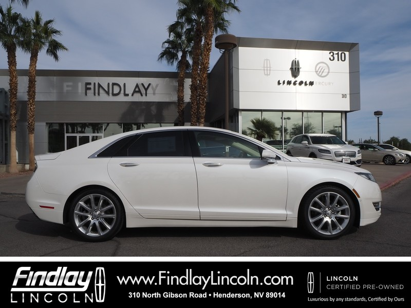 Certified Pre Owned 2016 Lincoln Mkz Hybrid Reserve