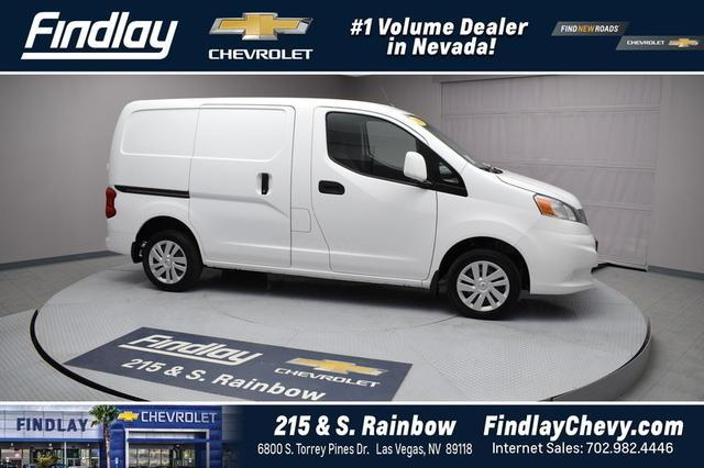 Pre Owned 2017 Nissan Nv200 Compact Cargo Sv Mini Van Cargo In Las