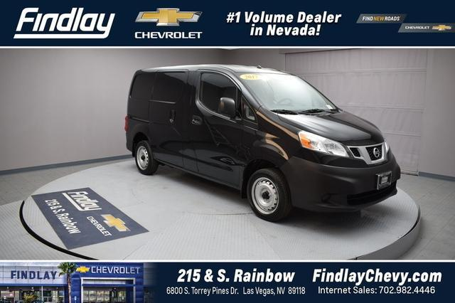 Pre Owned 2017 Nissan Nv200 Compact Cargo S Mini Van Cargo In Las