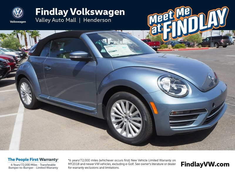 New 2019 Volkswagen Beetle FINAL EDITION SE AUTO