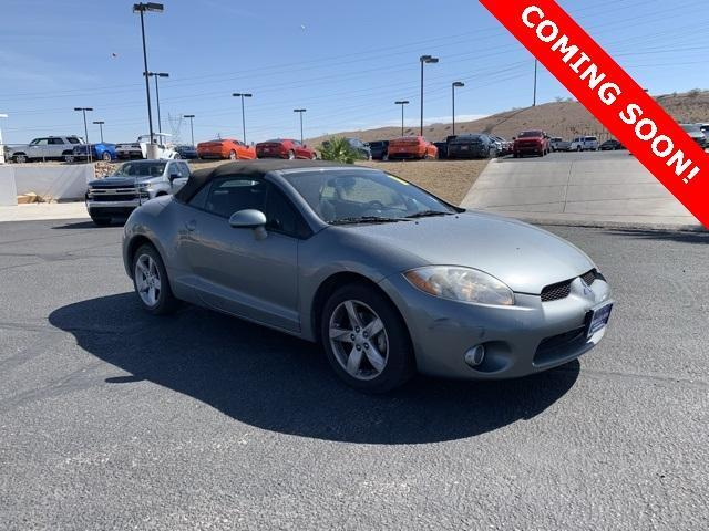 Poważnie Pre-Owned 2008 Mitsubishi Eclipse GS 2D Convertible in Bullhead ME89