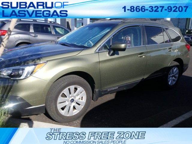 Subaru Certified Pre-Owned >> Certified Pre Owned 2016 Subaru Outback 2 5i 4d Sport Utility In Las