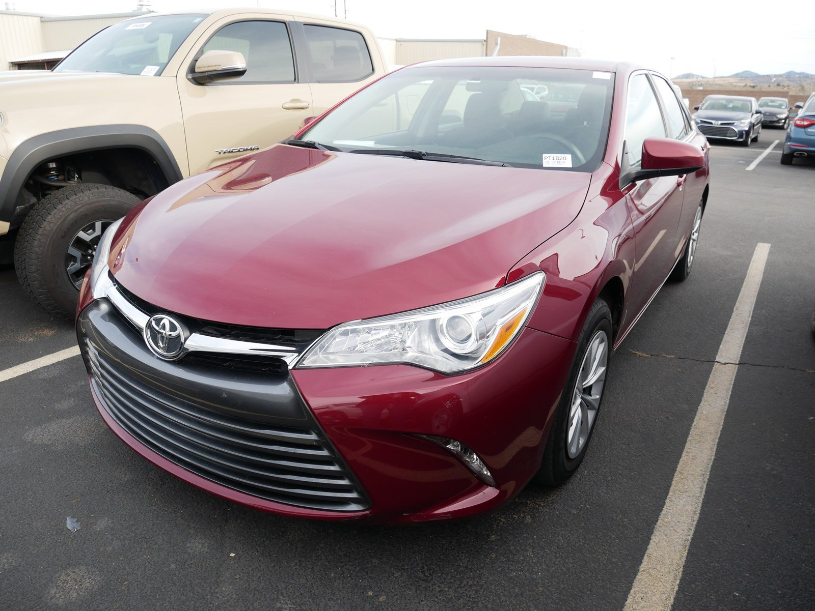 Pre Owned 2016 Toyota Camry 4dr Car in Prescott PT1820