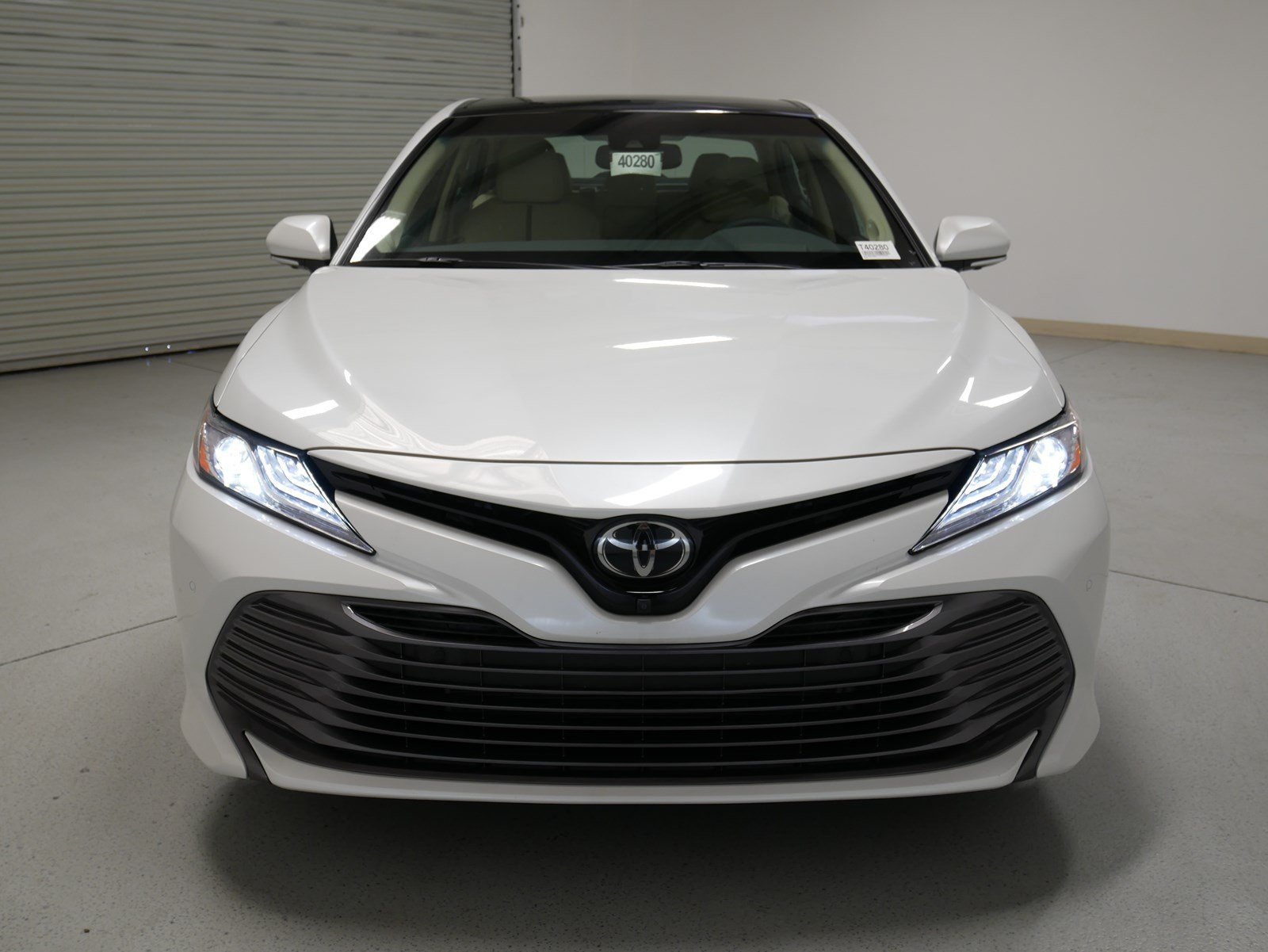 New 2018 Toyota Camry XLE V6 4dr Car in Prescott T