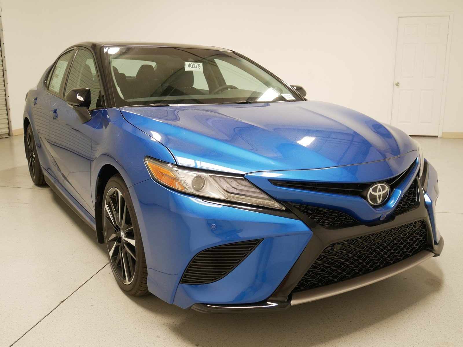 New 2018 Toyota Camry XSE V6 4dr Car in Prescott T