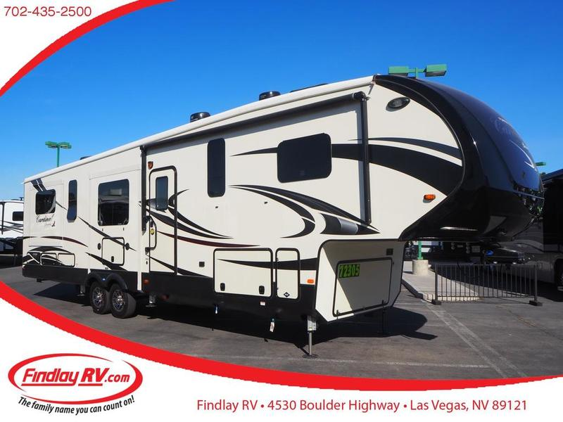 New 2020 Forest River Cardinal Luxury 3950TZX