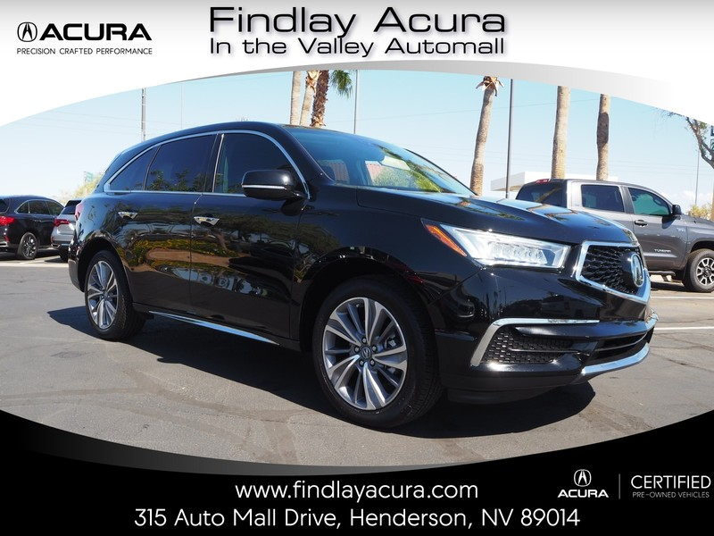 Certified PreOwned Acura MDX TECHNOLOGY DR In Henderson - Acura mdx pre owned