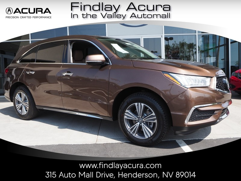 New Acura MDX FWD Sport Utility In Henderson Findlay - Acura mdx wheels