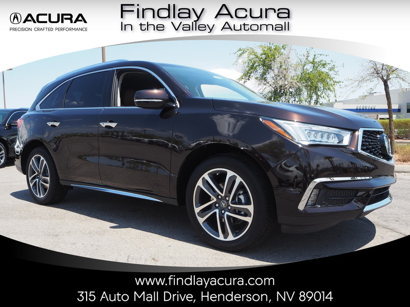 New Acura MDX SHAWD WADVANCE PKG SHAWD In Henderson - 2018 acura mdx hitch
