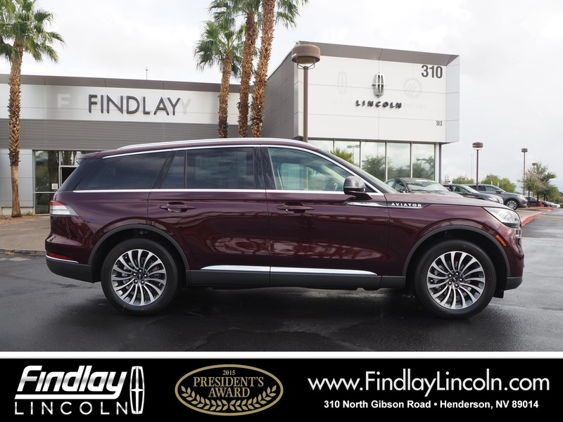 New 2020 Lincoln AVIATOR RESERVE