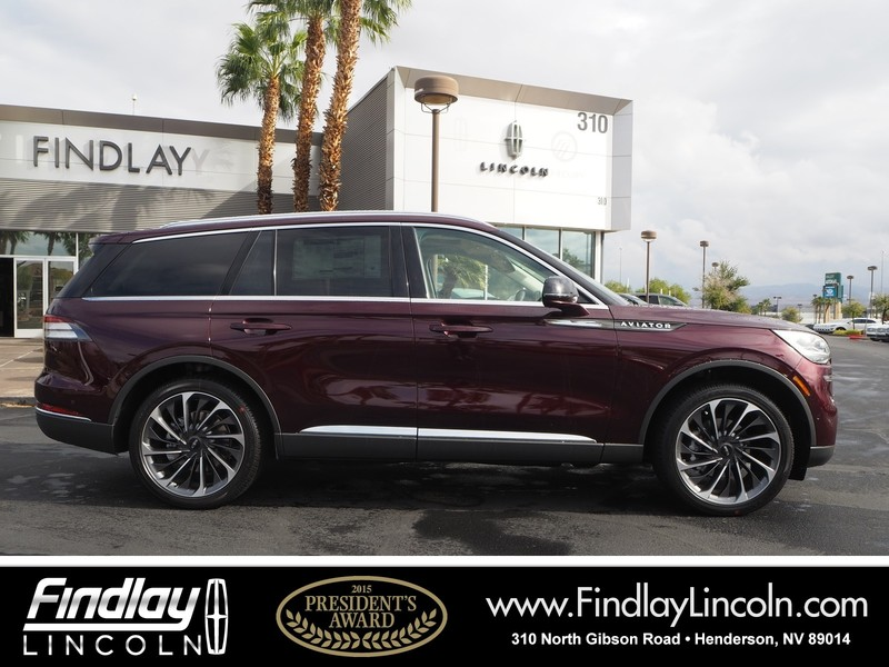 New 2020 Lincoln AVIATOR RESERVE With Navigation & AWD