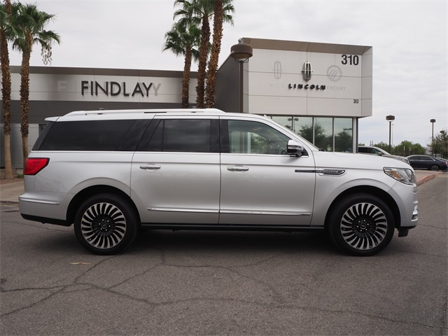 New 2019 Lincoln Navigator L Black Label
