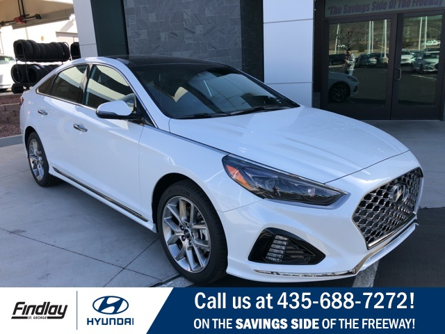 Hyundai Sonata 2.0 T Limited >> New 2019 Hyundai Sonata Limited 2 0t 4d Sedan In St George Hy7429