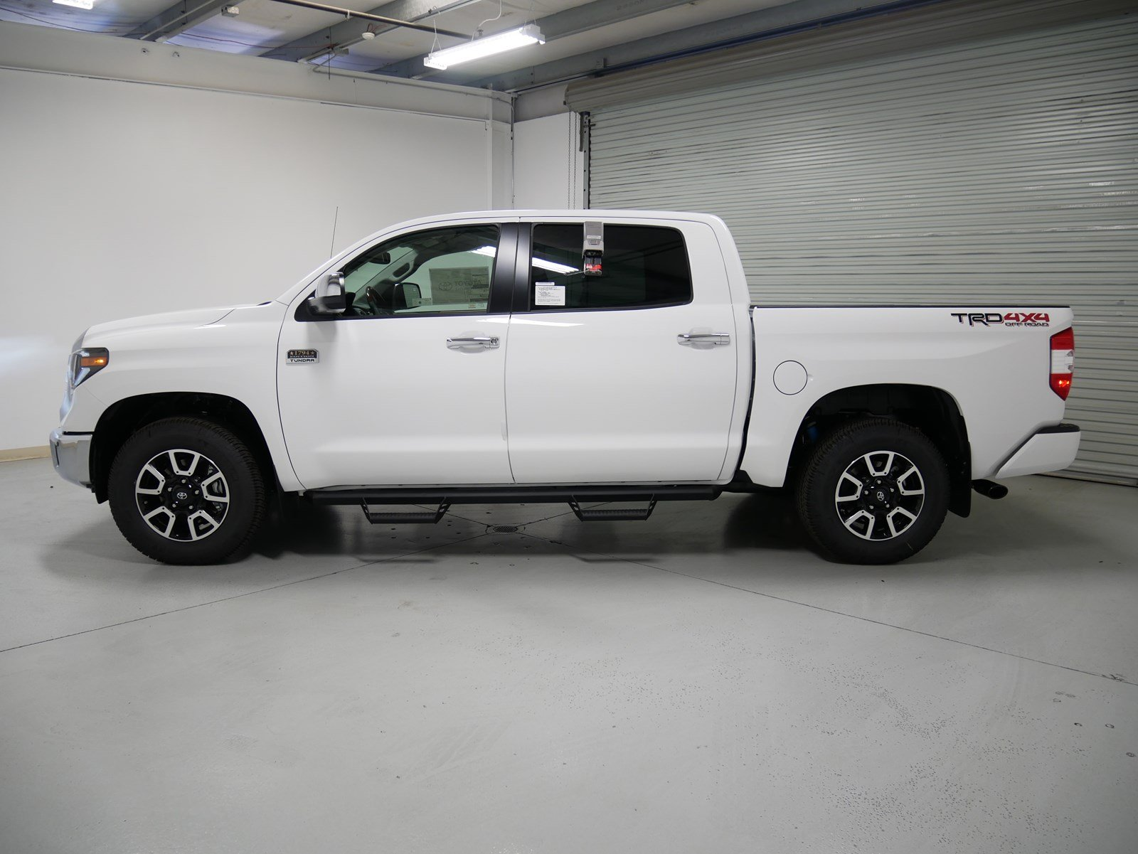 New 2019 Toyota Tundra 4WD 1794 Edition Crew Cab Pickup in Prescott
