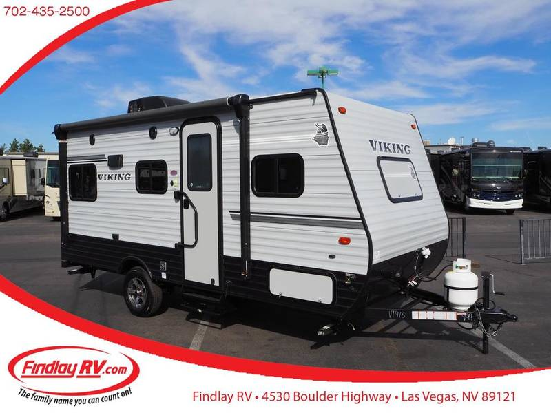 New 2019 Coachmen Viking Ultra-Lite 17RD