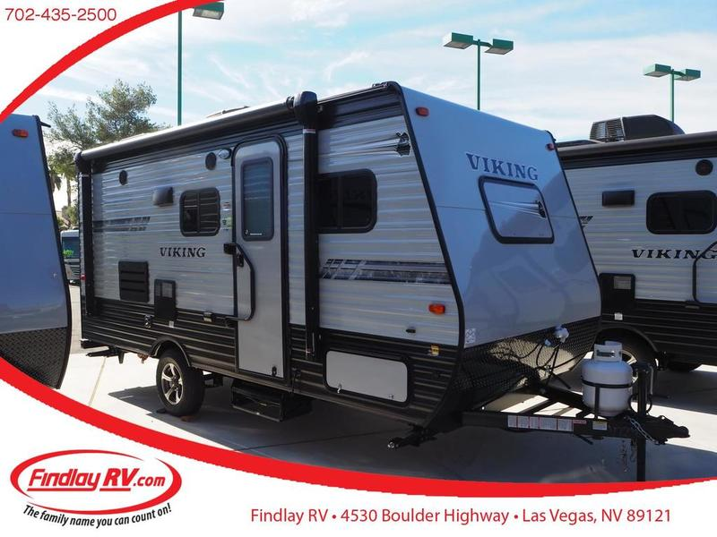 New 2019 Coachmen Viking Ultra-Lite 17BH