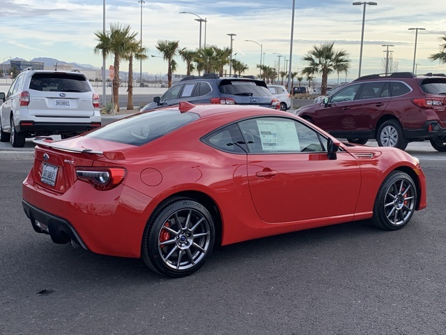 New 2019 Subaru BRZ Limited RWD 2D Coupe